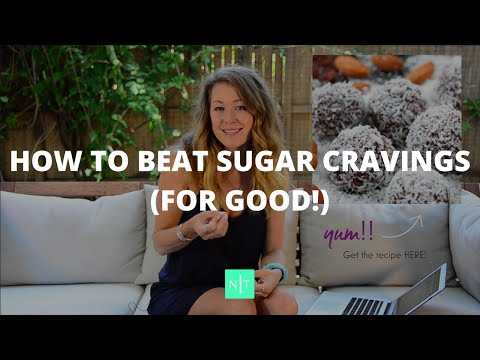 How to stop craving sugar
