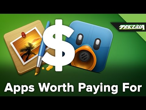 Apps You Pay For!