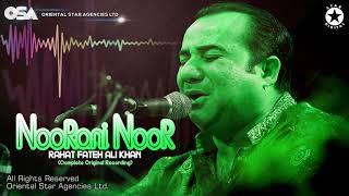 Noorani Noor | Rahat Fateh Ali Khan | complete full version | official HD video | OSA Worldwide