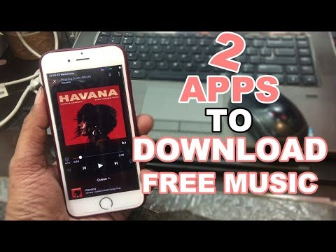 TOP 2 Best Apps to Download Free Music on Your iPhone (OFFLINE MUSIC) | 2017 #2