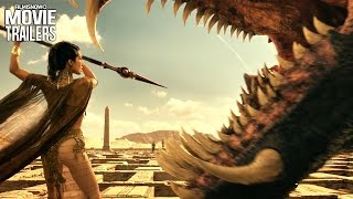 GODS OF EGYPT - Trailer & Movie Clips Compilation [Action Adventure 2016] HD
