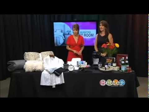 TAM STONE shares her design tips for Creating an Inviting Guest Bedroom (BETTER KC SHOW)