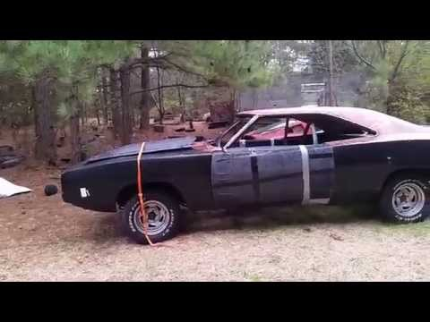1969 charger 69 project part 6