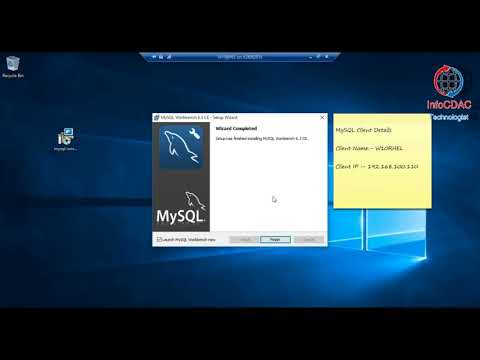 Access MySQL server from Command prompt || MySQL database  Access from network Computer