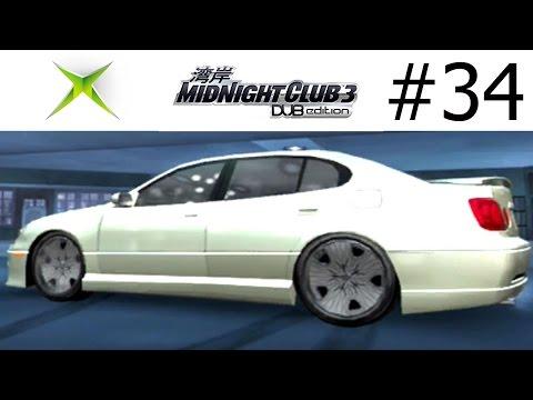 Midnight Club 3: DUB Edition Walkthrough - Episode 34 - Detroit City Tournament w/McLaren F1