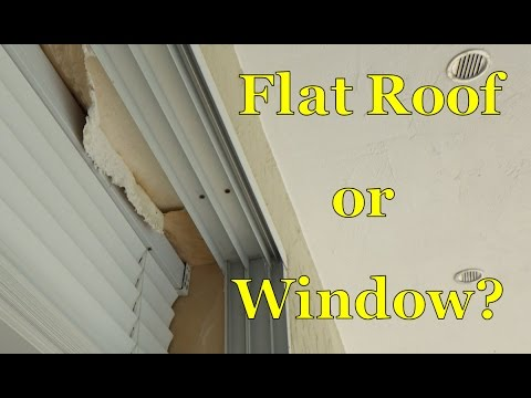 Leaking - Flat Roof or Window? Water Test to Find Out - Then Fix it!