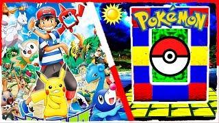 Minecraft Pokémon - How to Make a Portal to POKEMON