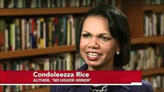 Rice on Bush Years: