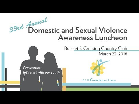 2018 Domestic & Sexual Violence Awareness Luncheon