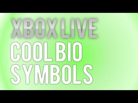 Hidden Xbox LIVE Bio Characters / How-To-Get Tutorial