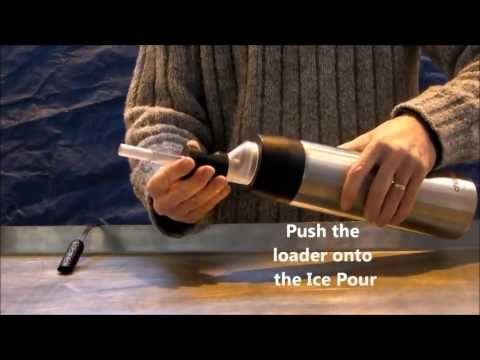 Chillistick Dry Ice Drink Stirrer