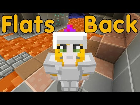 Minecraft PS4 - This Is Real?! - Flats Back (20)