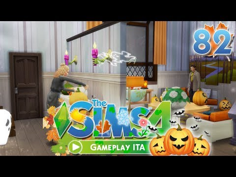 ARRIVA HALLOWEEN!-The sims 4 Gameplay ITA # 82