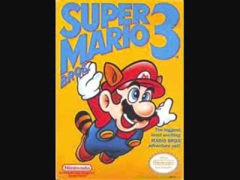 Super Mario Bros. 3-Ready to Fly Sound Effect