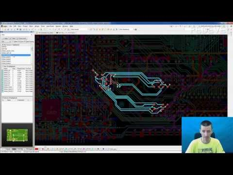 Altium - How to Create Net Class and Differential Pair Class