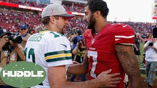 Colin Kaepernick to the Packers? -The Huddle
