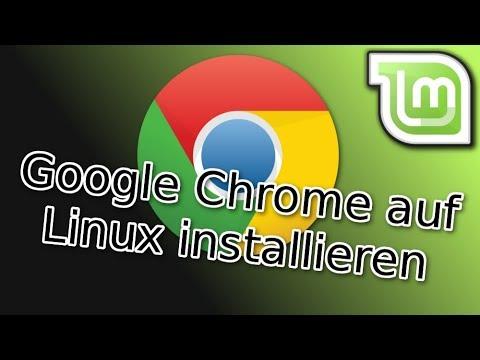 Google Chrome auf Linux installieren - Tutorial [Anfänger]