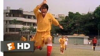 Shaolin Soccer (2001) - Shaolin Soccer vs. Team Puma Scene (6/12) | Movieclips