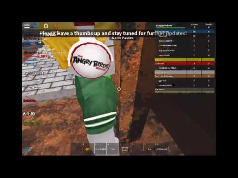 roblox puppyjohnkami how to get free gun in the greenwood town