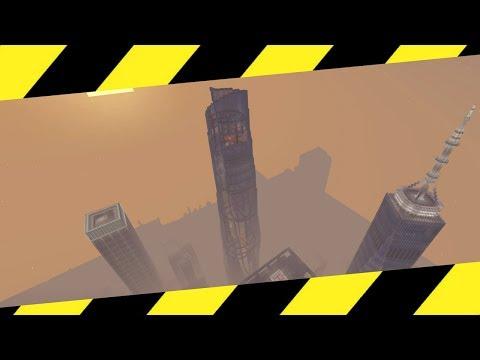 Super Skyscraper Construction (Minecraft Xbox)