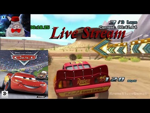 Cars The Video Game Live stream