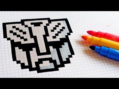Speedpaint Mystery Skulls Pixel Skull Tumblr