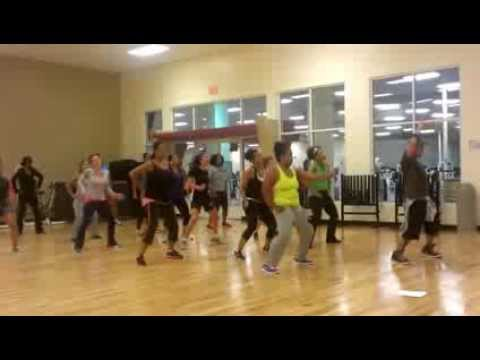 Janet Jackson All For You (Cardio Dance Choreography)