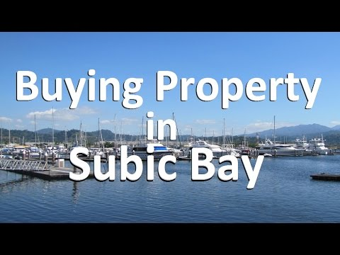 Buying Property in the Philippines Subic Bay