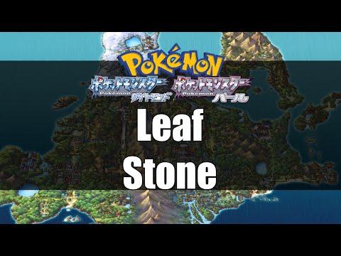 Pokemon Diamond & Pearl - Where to get Leaf Stone