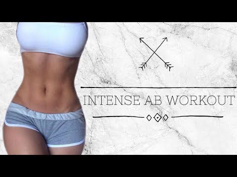 Intense Ab Workout At Home