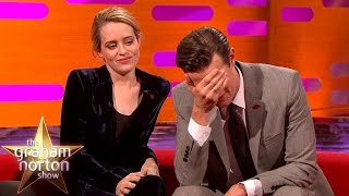 Claire Foy Discusses Breastfeeding As The Queen - The Graham Norton Show