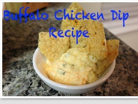 Easy Buffalo Chicken Dip Recipe - mydatatips