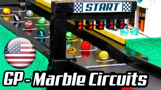 Marble Circuits 2020 - All Races - Marble Race by Fubeca's Marble Runs