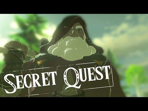 Old Man's Recipe Secret Quest - Free Warm Doublet - The Legend of Zelda: Breath of the Wild