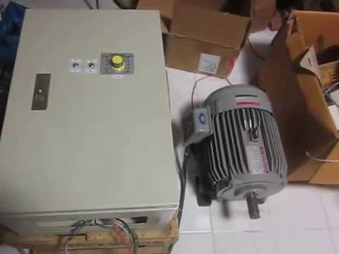 3phase motor speed control