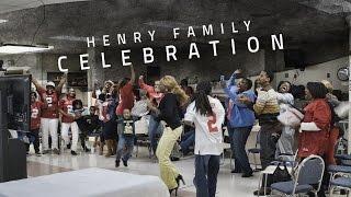 Watch Derrick Henry S Family Celebrate As He Wins The Heisman