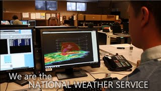 We Are the National Weather Service