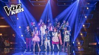 Los Niños de La Voz Kids cantan Recuérdame – Especial Día del Niño | La Voz Kids Colombia 2018