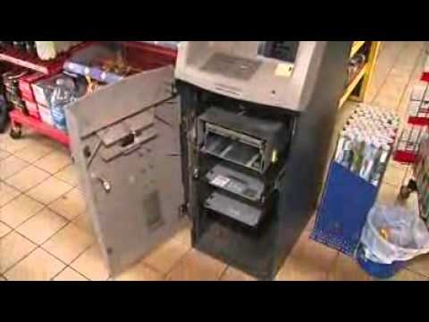 ATM robberies believed to be linked