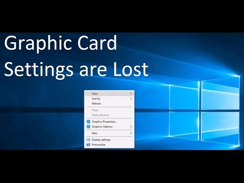 How to find AMD Radeon Graphics settings for PC