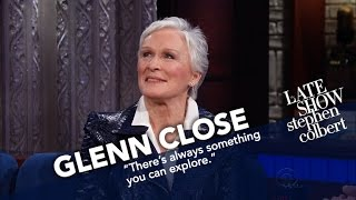 Glenn Close Cherishes A Letter She Received From Katharine Hepburn