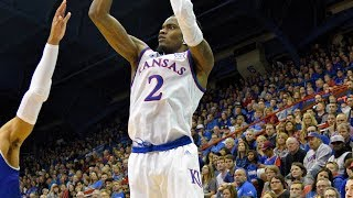 HIGHLIGHTS: LaGerald Vick Shines in Win for #4 Kansas | Stadium