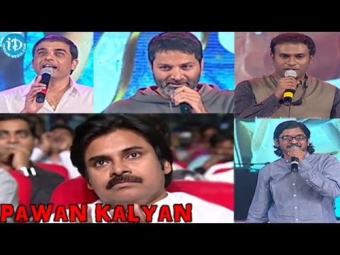 Pawan Kalyan Admired by Fans and Celebrities - Gopala Gopala Audio Launch