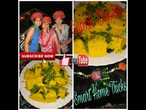 Instant Dhokla in Microwave - Gujrati Dhokla in Hindi - khaman dhokle in 5 mins
