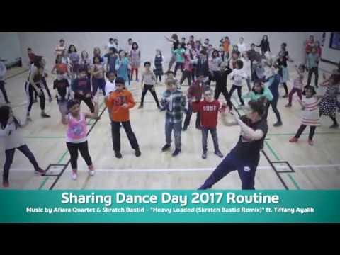 Sharing Dance Canada 2017   Canada 150   Shaw