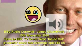 Camelot Castle Hotel investigated for Scientology Spam-alot --  BBC Radio Cornwall 15th nov 2010