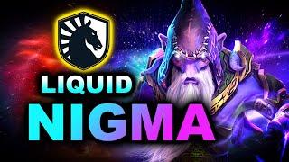NIGMA vs LIQUID - EU Immortal PLAYOFFS - OMEGA League DOTA 2