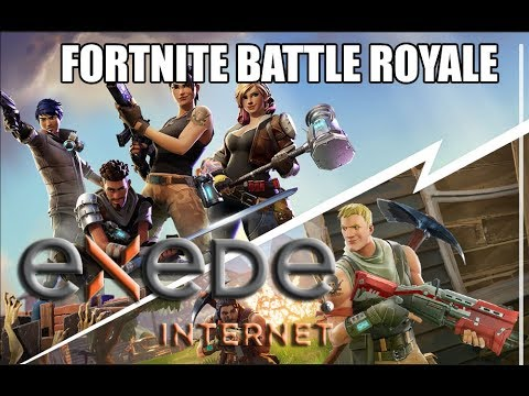 Fortnite Battle Royale - Exede Satellite Internet