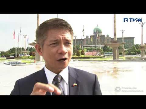 Interview with Philippine Ambassador to Malaysia Eduardo Malaya III 8/15/2016