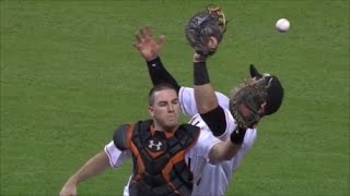 MLB Foul Ball Bloopers